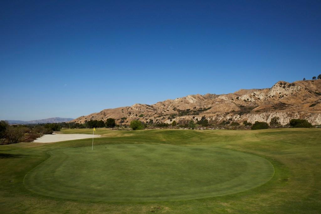 My Homepage - Angeles National Golf Club
