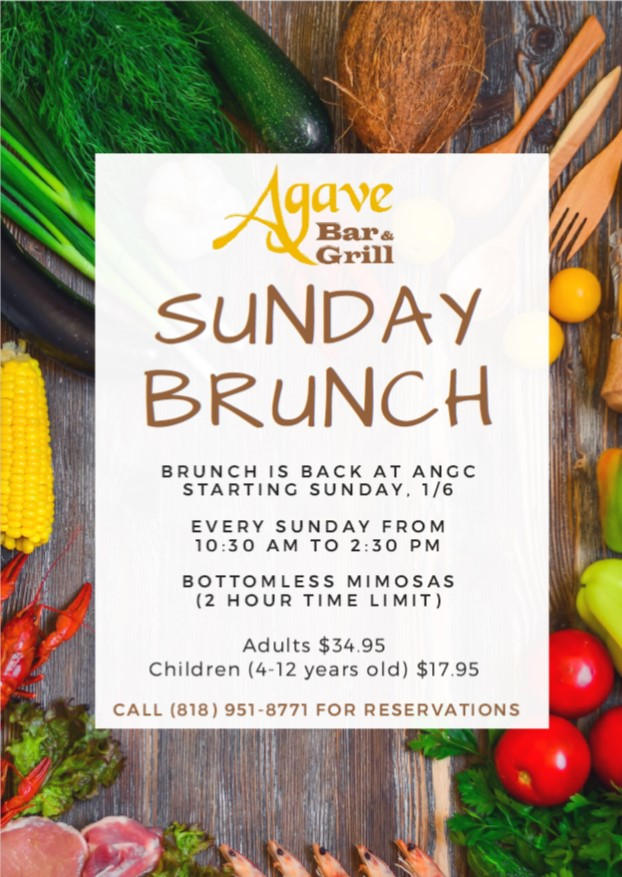 Sunday Brunch 2019